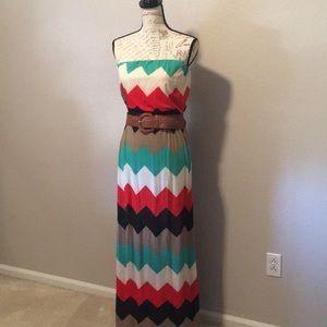 Maxi Sun Dress